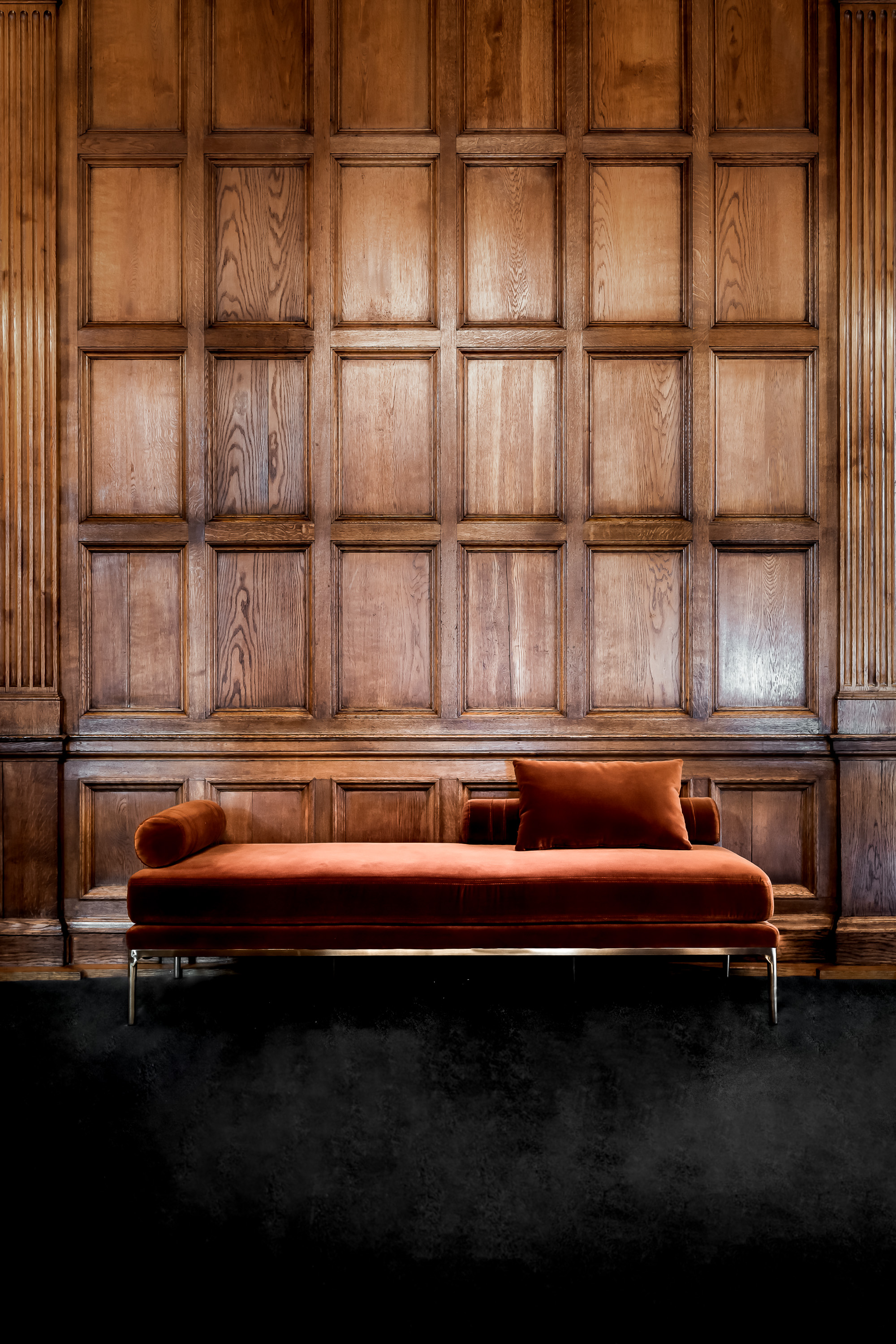 Delano Daybed – Retro Orange