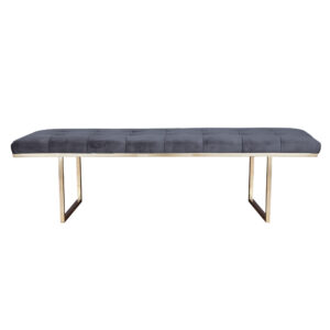 Fiona Bench – Black Pearl