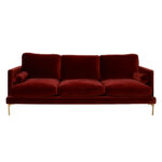 Bonham Sofa – Sangria