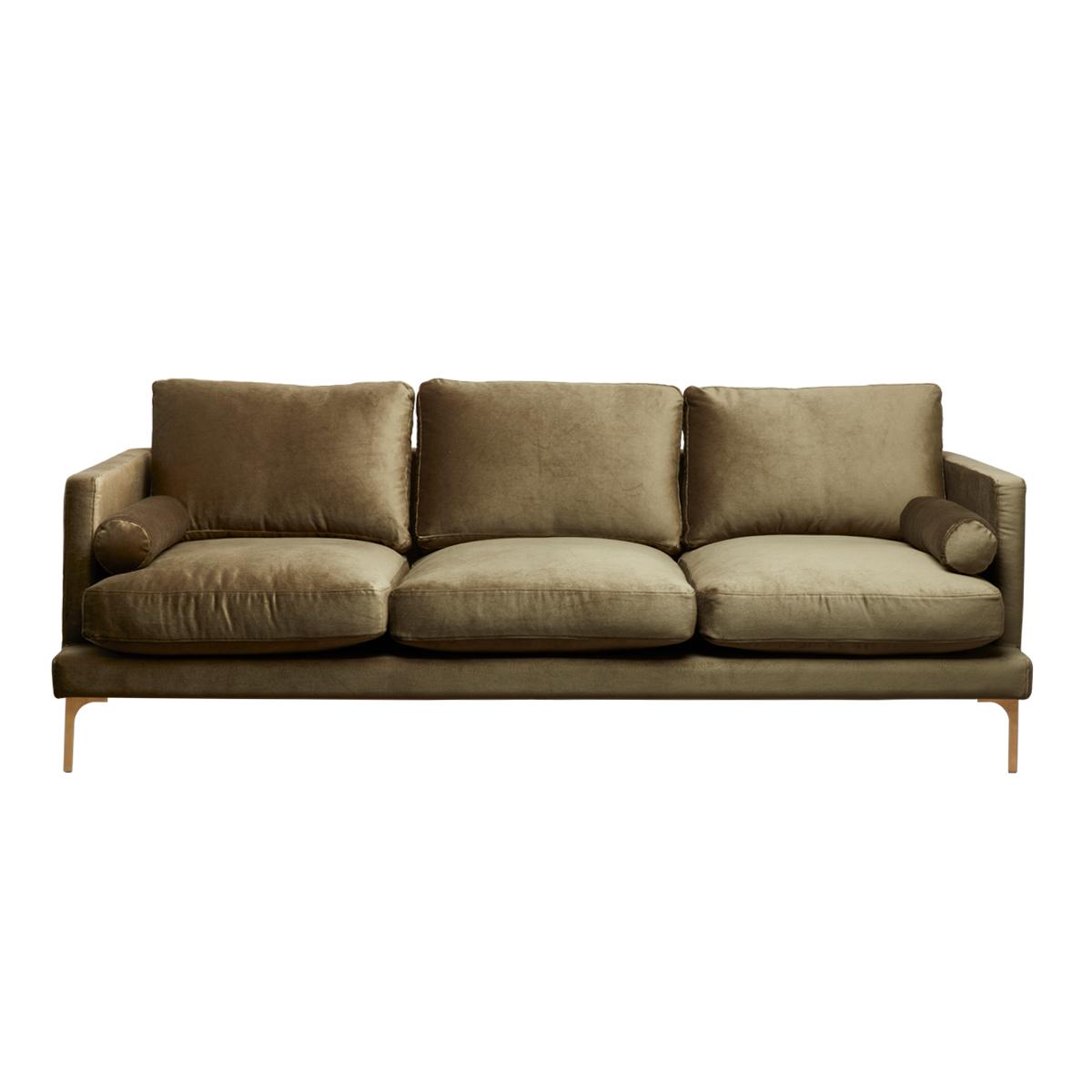 Bonham Sofa – Olive
