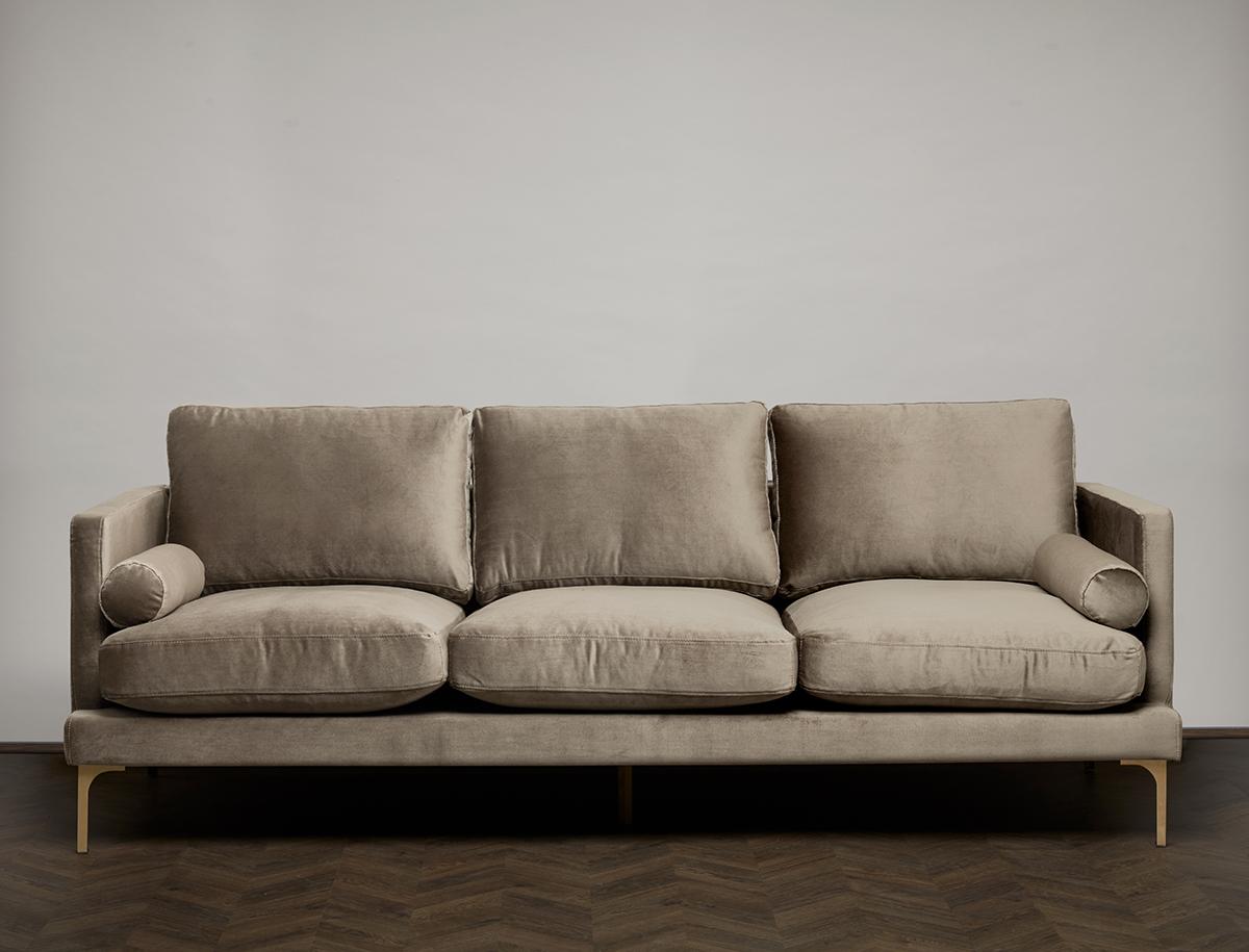Bonham Sofa – Nougat