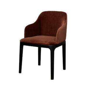 Gemma Dining Chair X – Rust