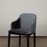 Gemma Dining Chair X – Black Pearl
