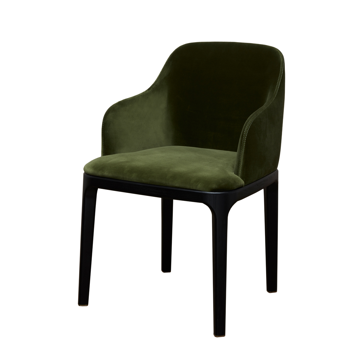 Gemma Dining Chair X – Amazon Green