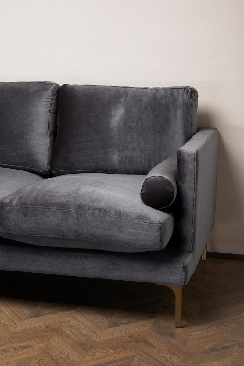 Bonham Sofa – Black Pearl