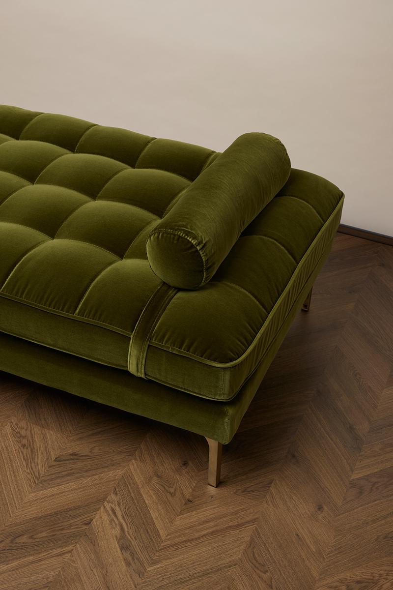 Bonham Daybed – Amazon Green