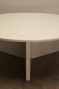 Trinity Coffee Table – Athen Stone