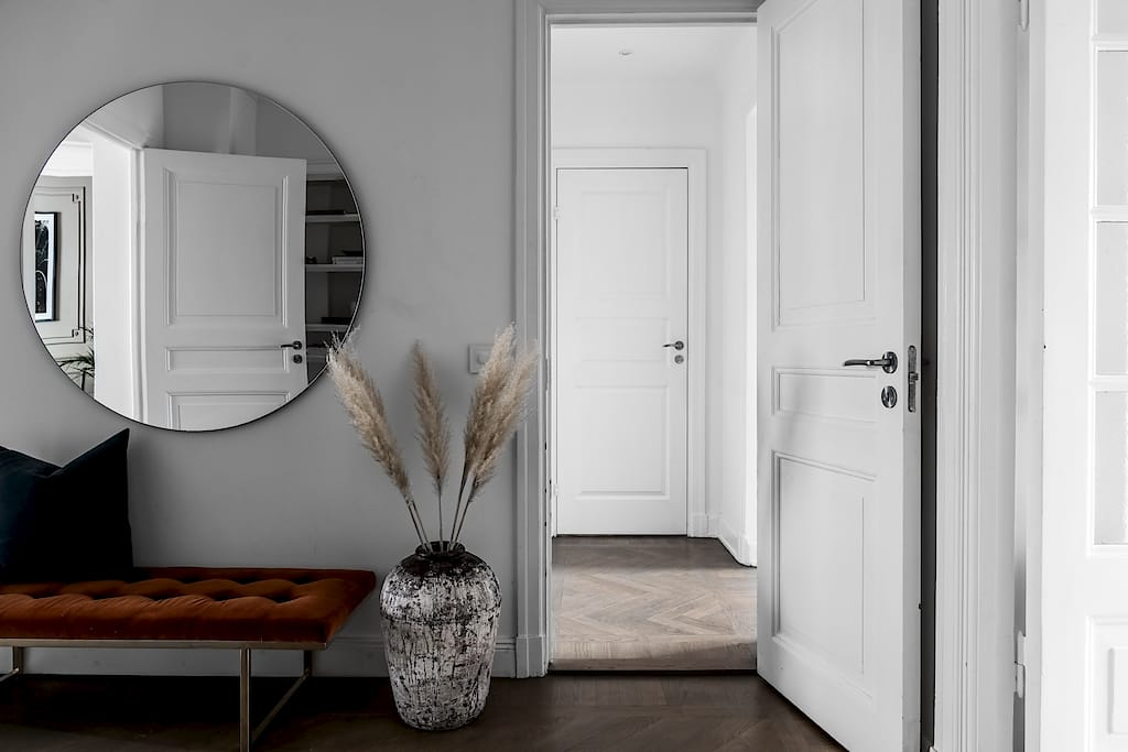 Sanne Alexandra´s inspiring home