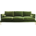 Bonham Sofa – Amazon Green