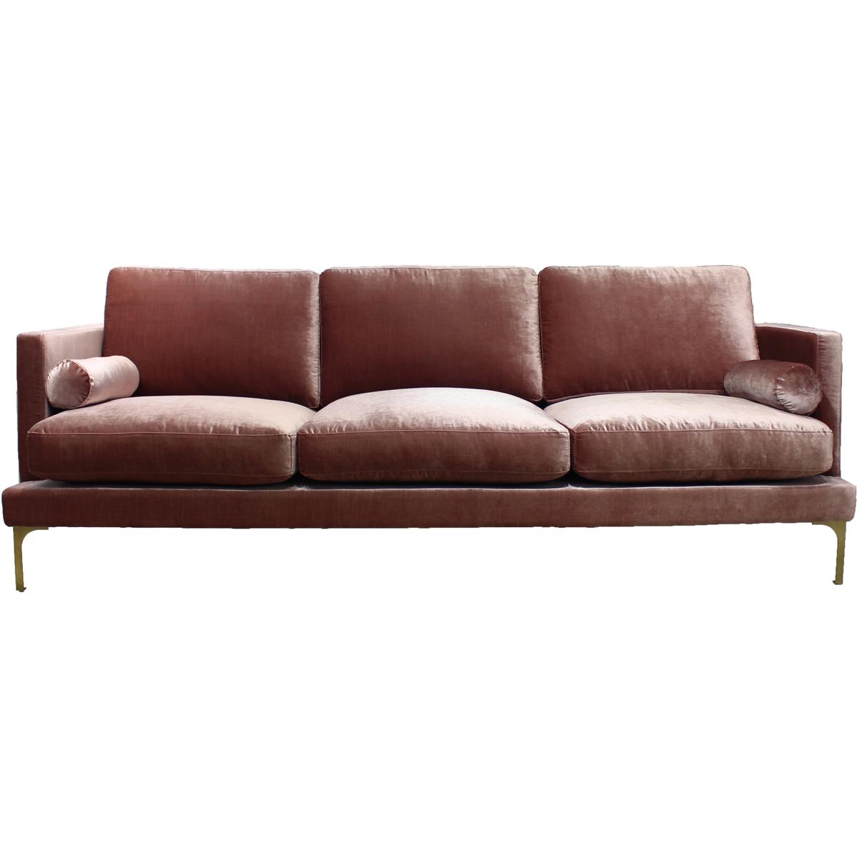 Bonham Sofa – Orchid Pink