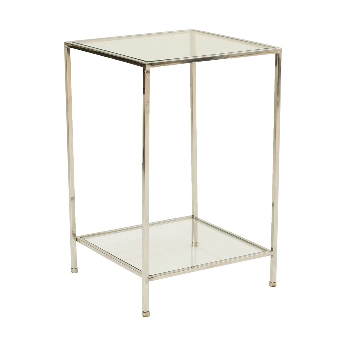 Fleur Side Table – Krom