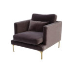 Bonham Armchair – Huckleberry