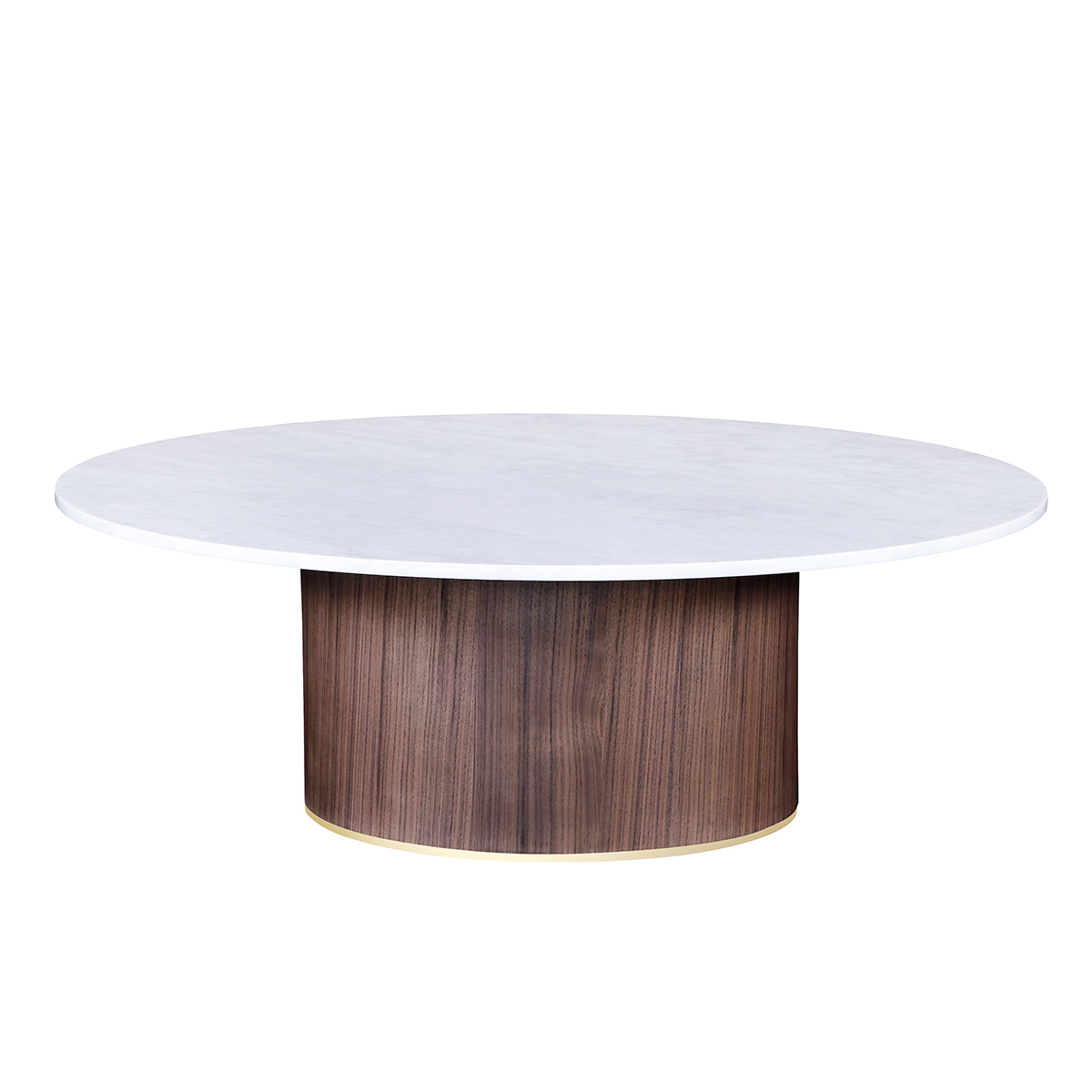 Delano Coffee Table – Rund