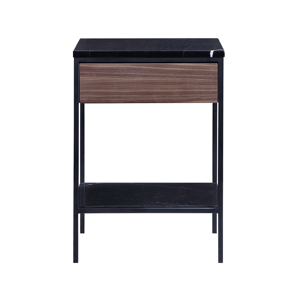 Erin Side Table – Svart