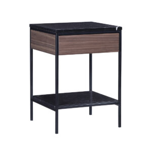 Erin Side Table – Black