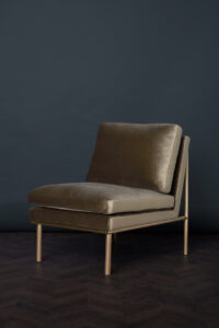 April Lounge Chair – Olive