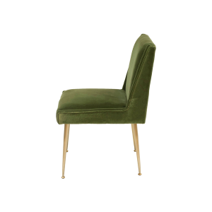 Art Dining Chair – Amazon Green