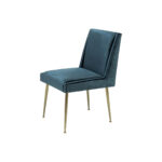 Art Dining Chair – Indigo