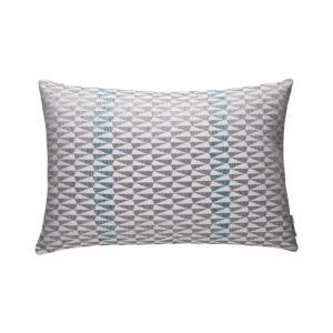 Blue Arrow Pillow