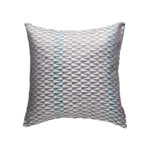Blue Arrow Pillow