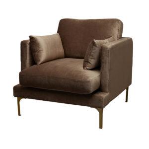 Bonham Armchair – Nougat