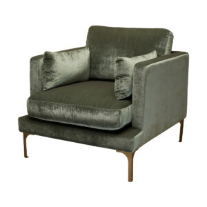 Bonham Armchair – Spearmint
