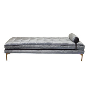 Bonham Daybed – Blue Steel