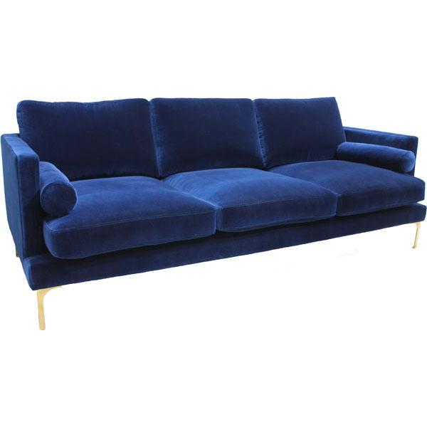 Bonham Sofa – Midnight Blue