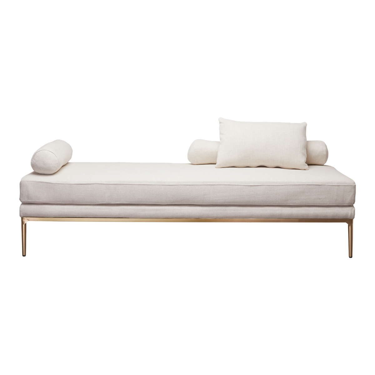 Delano Daybed – Antique White