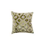 Emerald Diamond Pillow