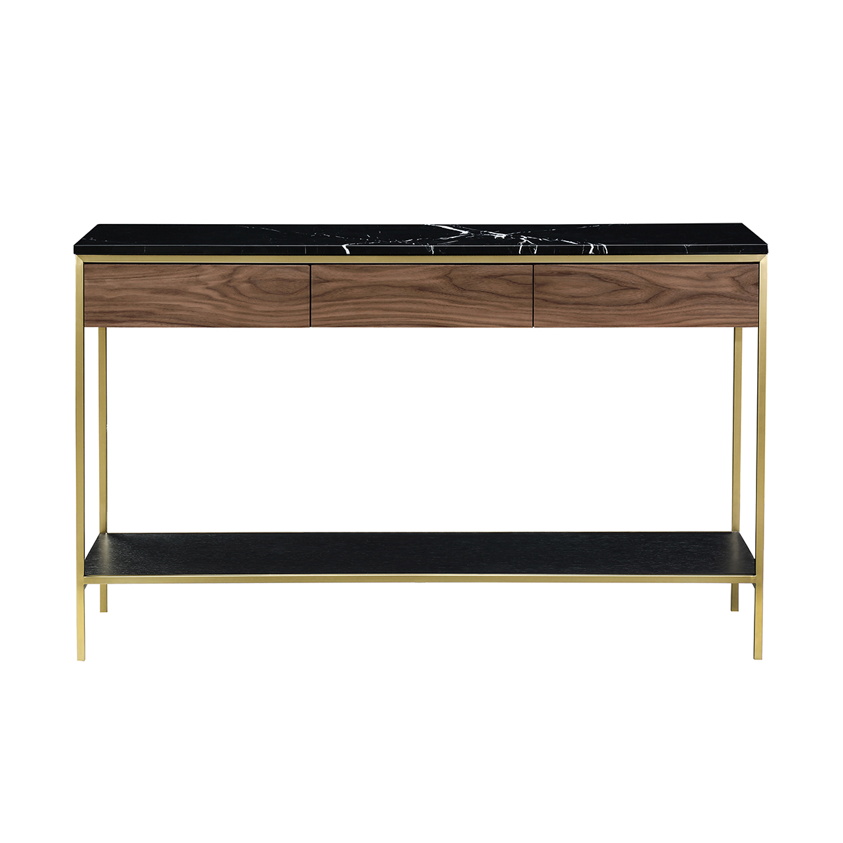 Erin Console Table – Svart