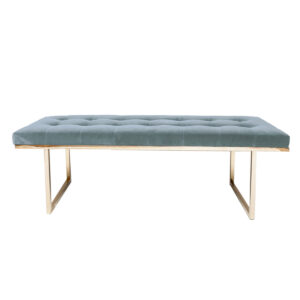 Fiona Bench – Arctic Blue