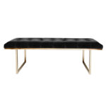 Fiona Bench – Charcoal