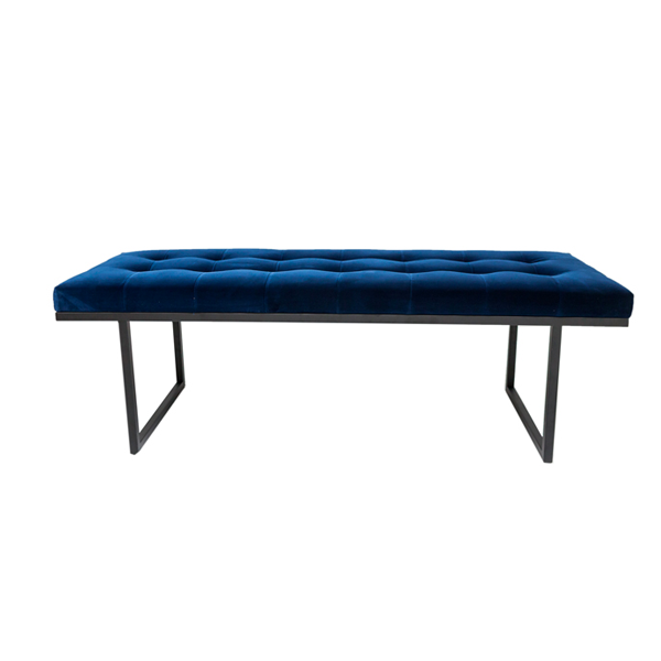 Fiona Bench – Midnight Blue