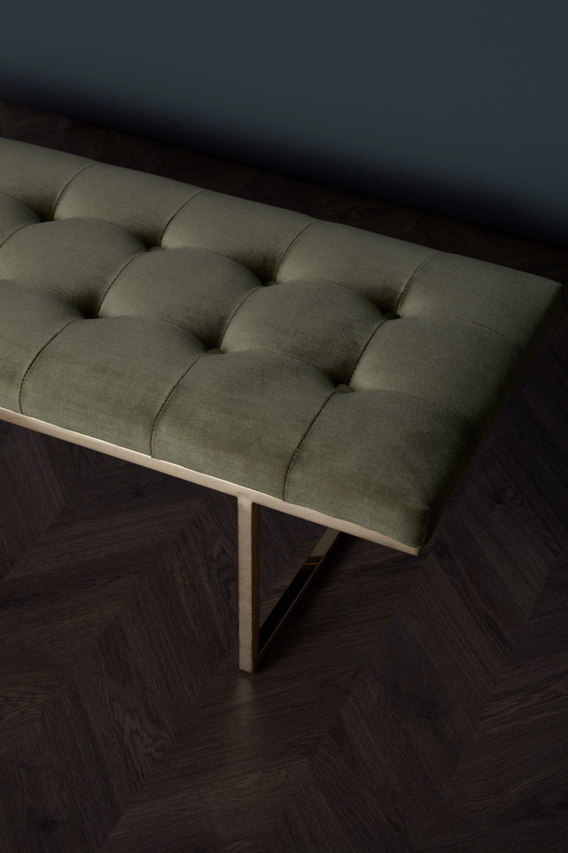 Fiona Bench – Olive