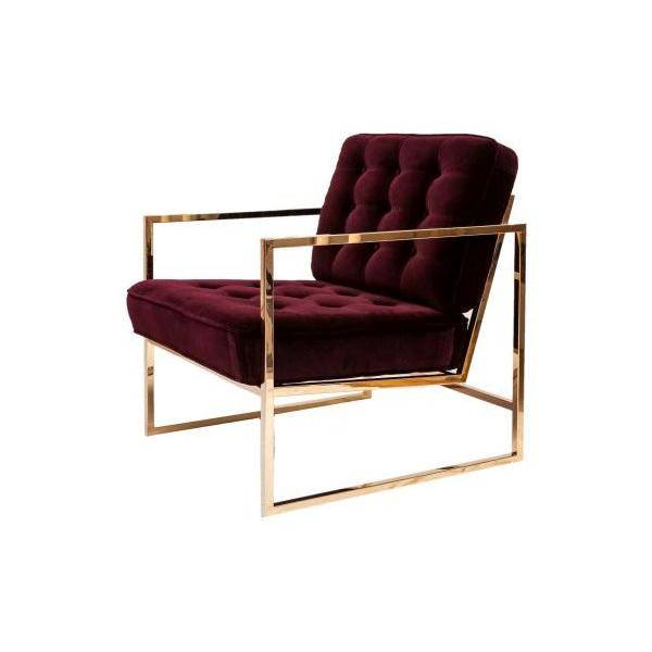Fiona Chair – Sangria