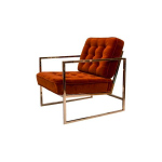 Fiona Chair – Retro Orange