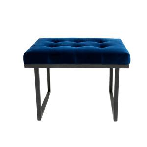 Fiona Ottoman – Midnight Blue