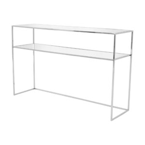 Gazelle Console Table – Chrome