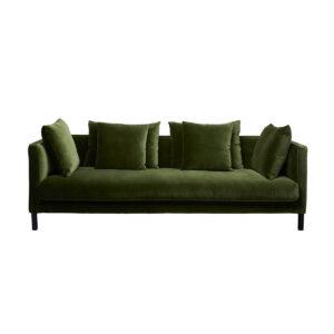 Mercer Soffa – Amazon Green