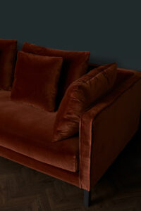 Mercer Soffa – Rust