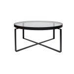 Ozo Coffee Table – Svart