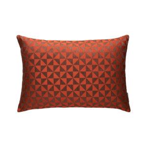 Rusty Diamond Pillow