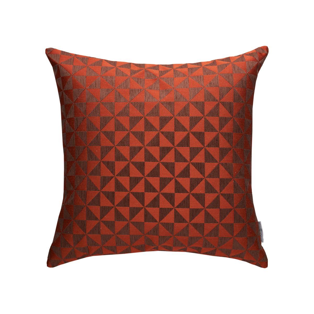 Rusty Diamond Pillow