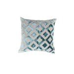 Sapphire Diamond Pillow