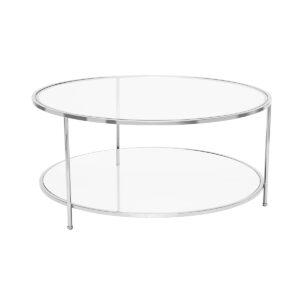 Sphere Coffee Table – Chrome