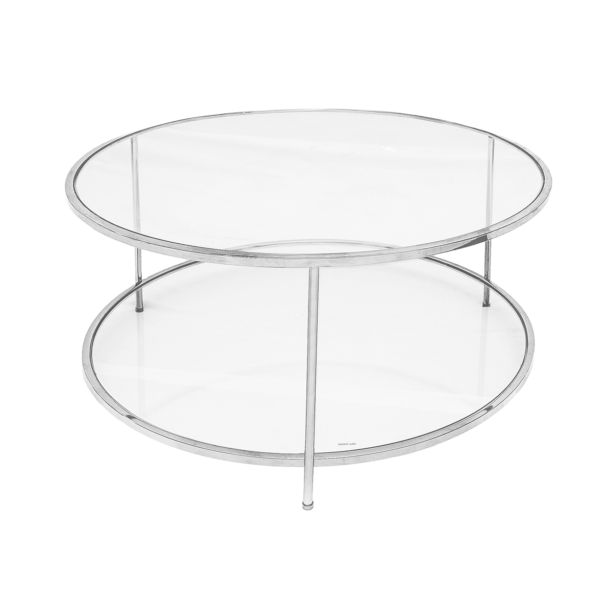 Sphere Coffee Table – Chrome