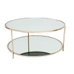 Sphere Coffee Table – Polerad Mässing