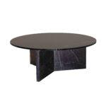 Trinity Coffee Table – Black Marble