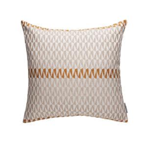 White Arrow Pillow